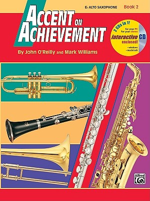 Accent on Achievement, Book 2 By O'Reilly, John/ Williams, Mark